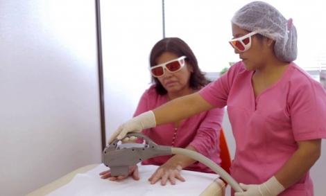 Laserul Excimer - tratament pentru bolile dermatologice